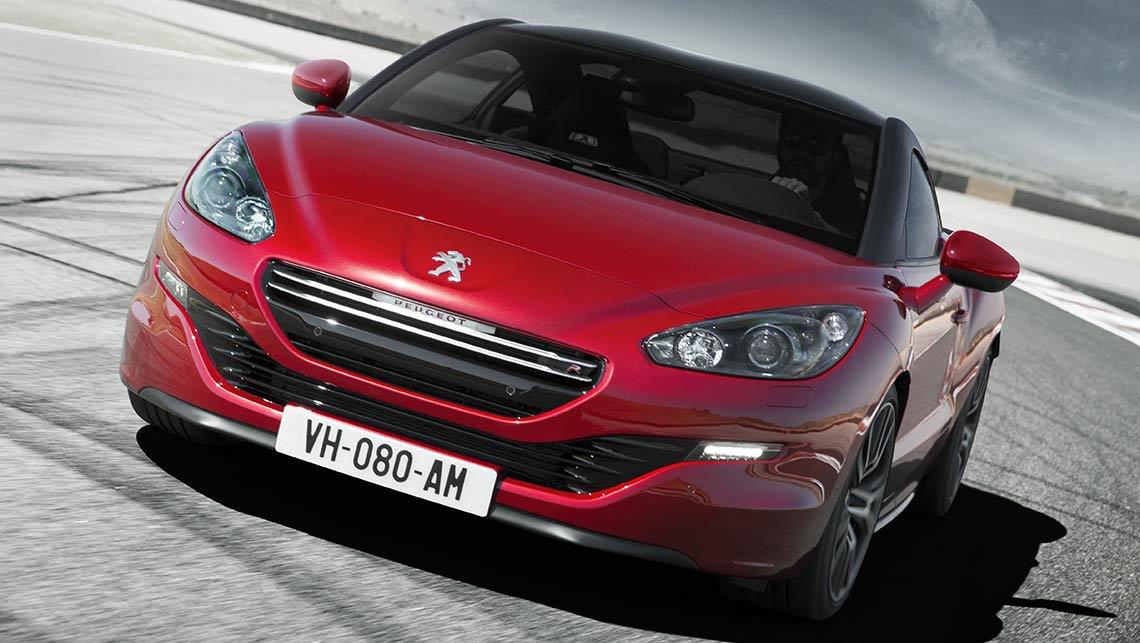 2015 peugeot rcz r   new car sales price - car news   carsguide
