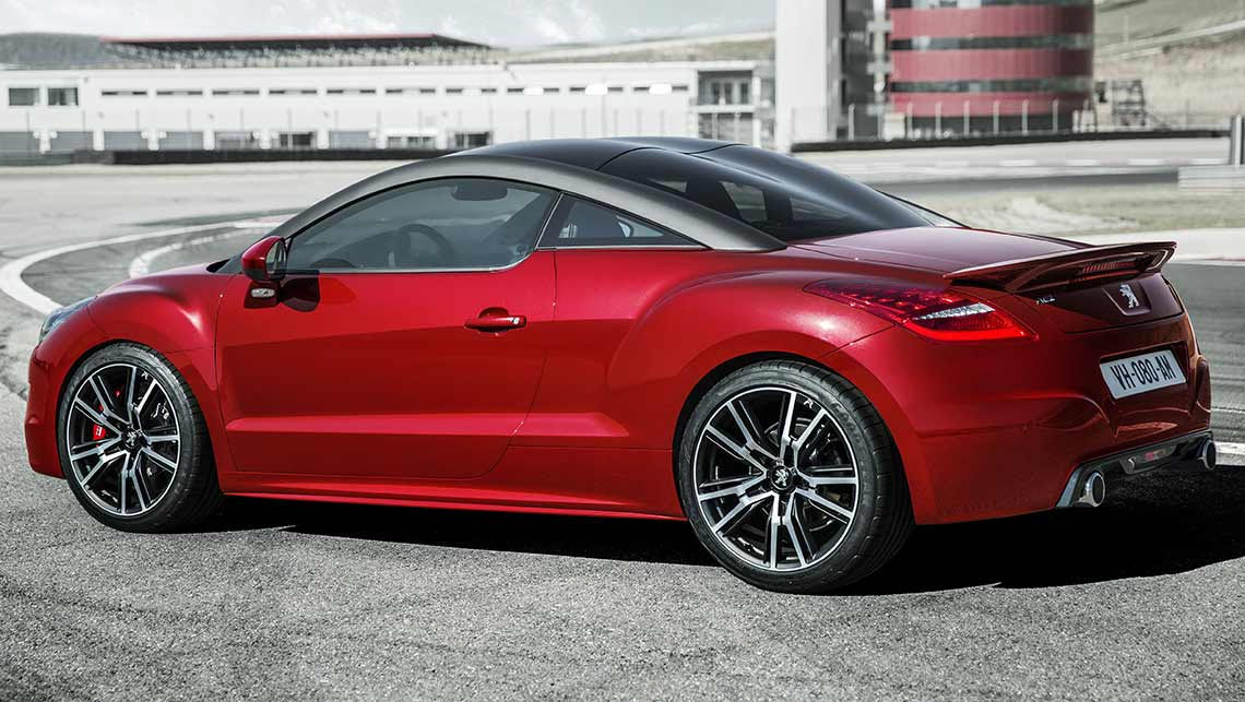 Wonderful Peugeot RCZ R