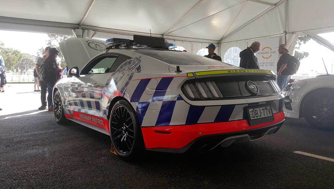 Ford Mustang gets only 2 star rating in Euro NCAP crash test