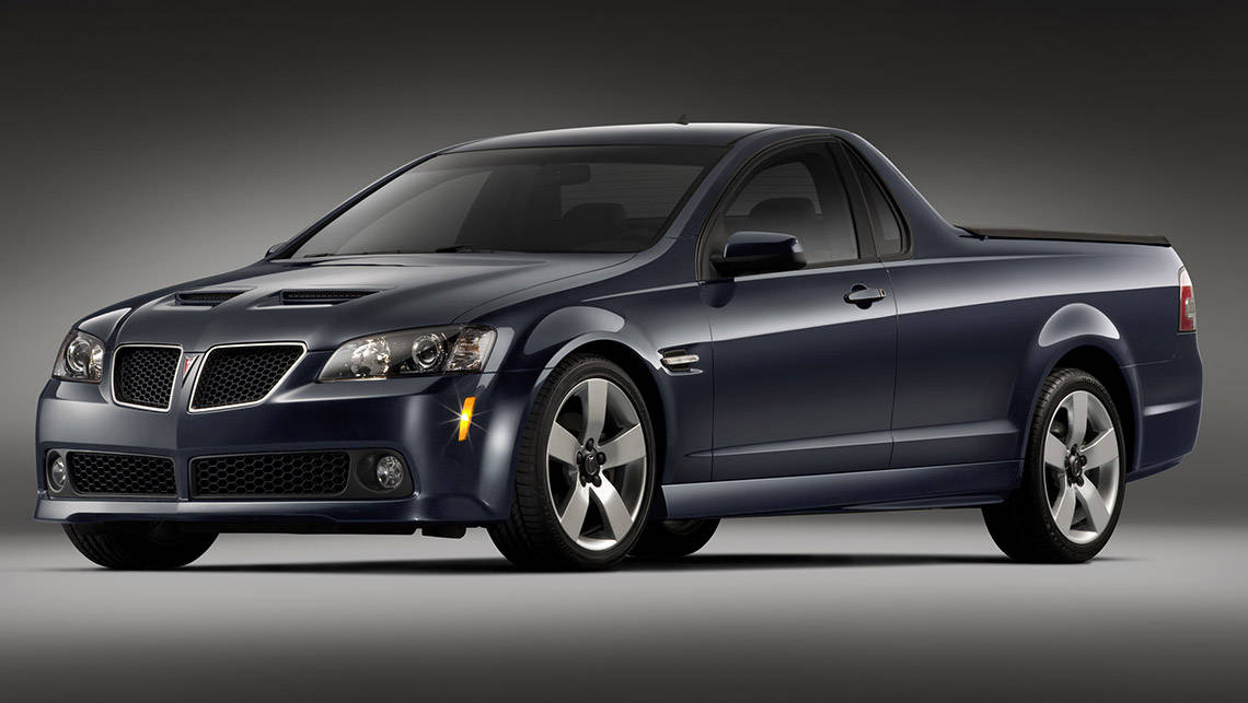 Holden Ute Exported To The Usa Car News Carsguide