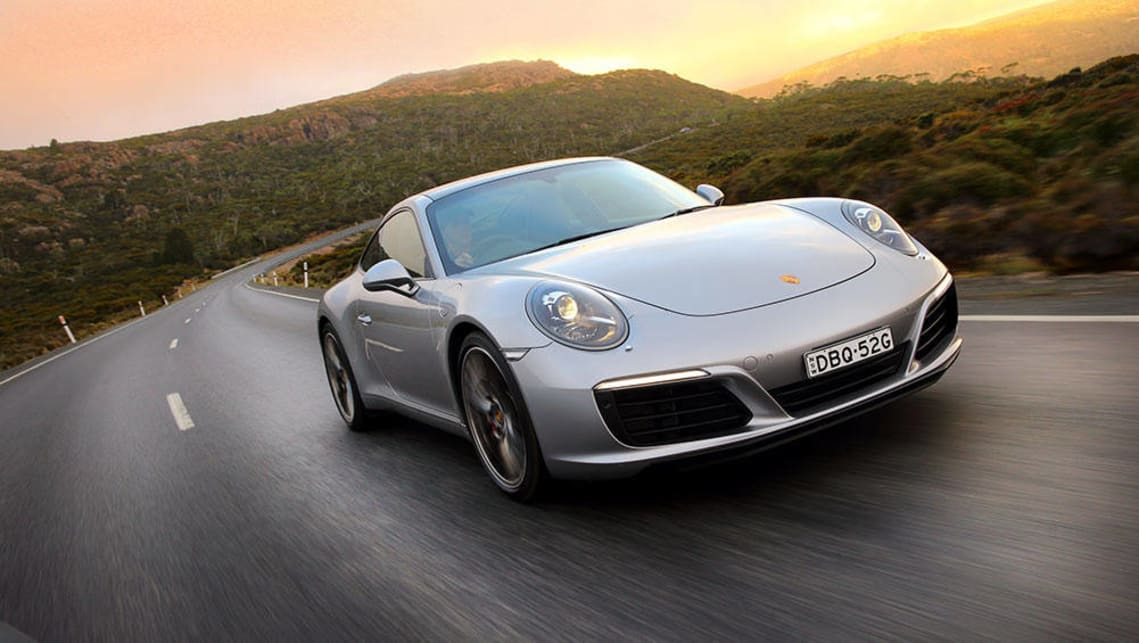 Porsche 911 Carrera S 2016 Review Carsguide
