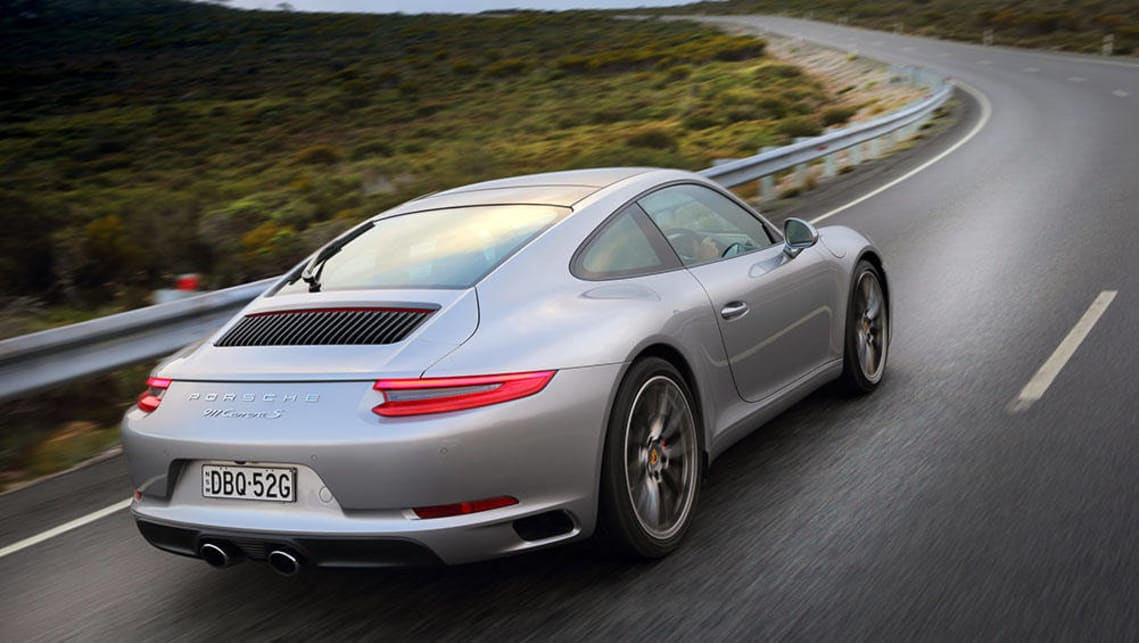 2016 Porsche 911 Carrera S Review Road Test Carsguide