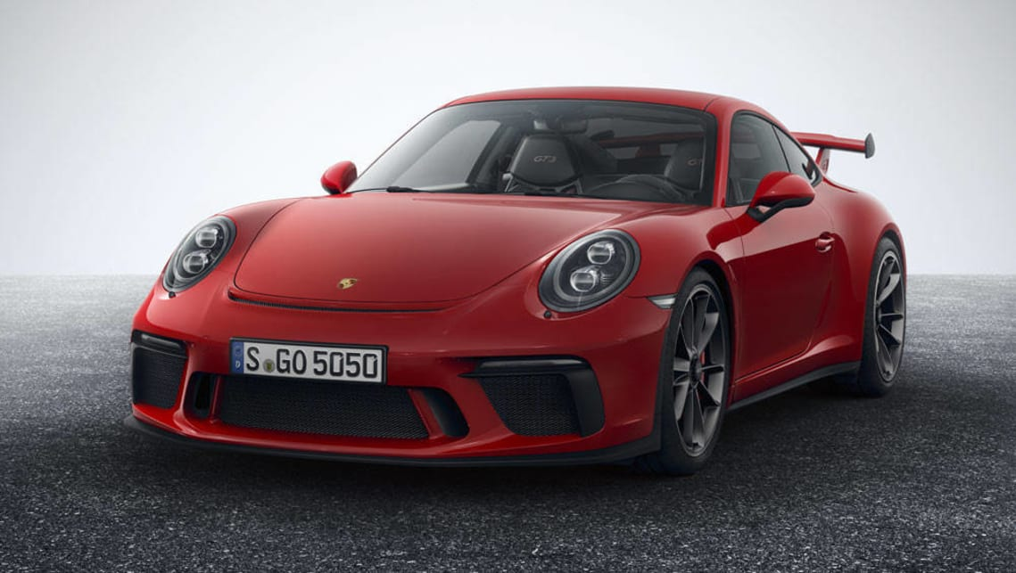 Porsche 911 GT3 2017 | new car sales price - Car News | CarsGuide
