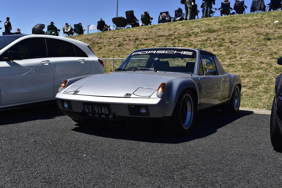 Should Porsche create another 914? (image credit: Mitchell Tulk)