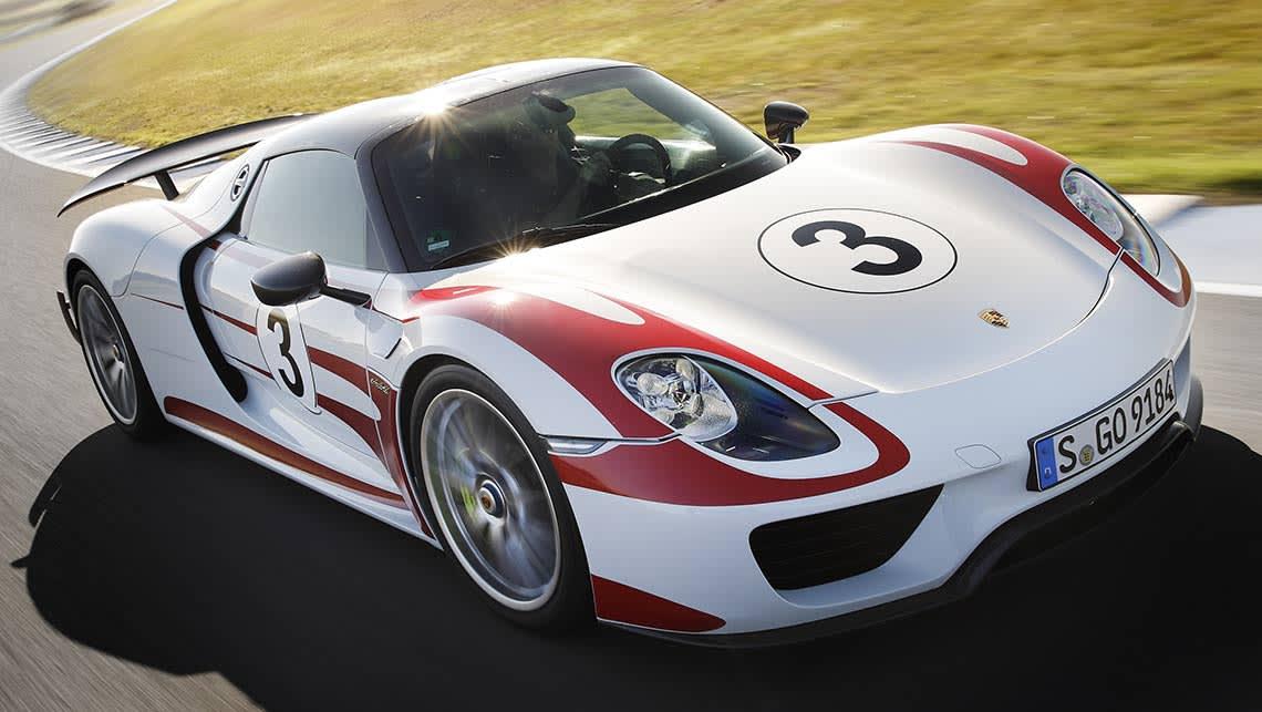 Porsche used cars australia
