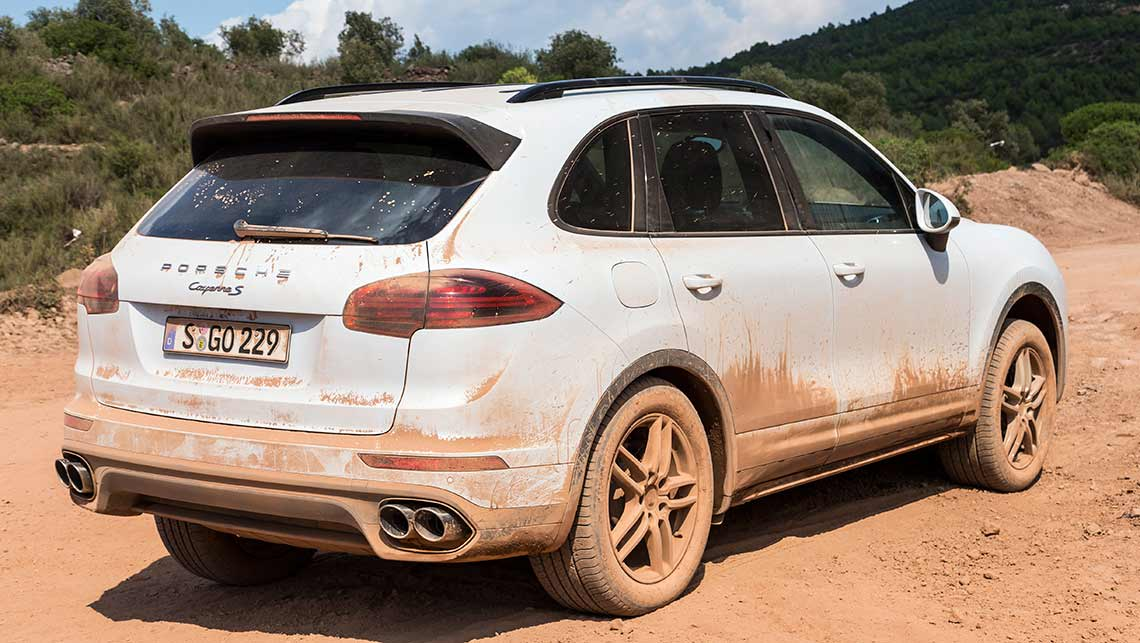 porsche cayenne s 2015 review | carsguide
