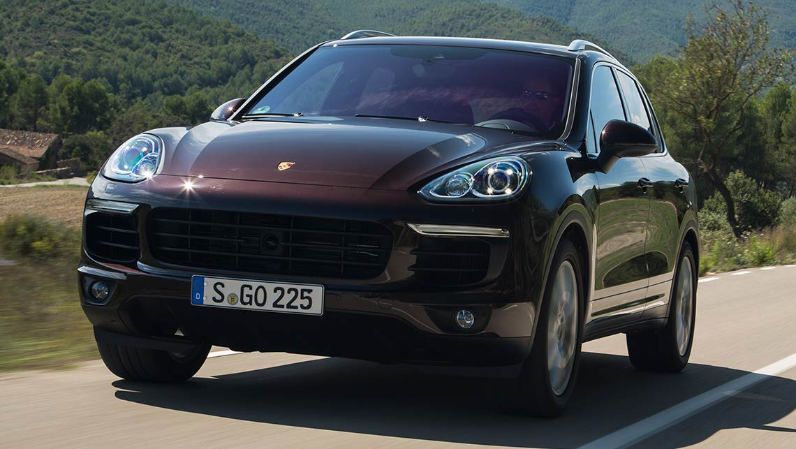 Porsche cayenne 2015 msrp