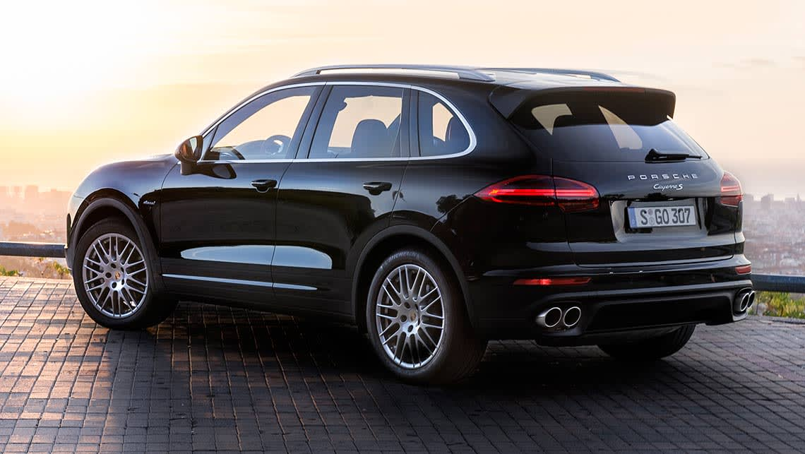 porsche cayenne s review 2015 carsguide. Black Bedroom Furniture Sets. Home Design Ideas