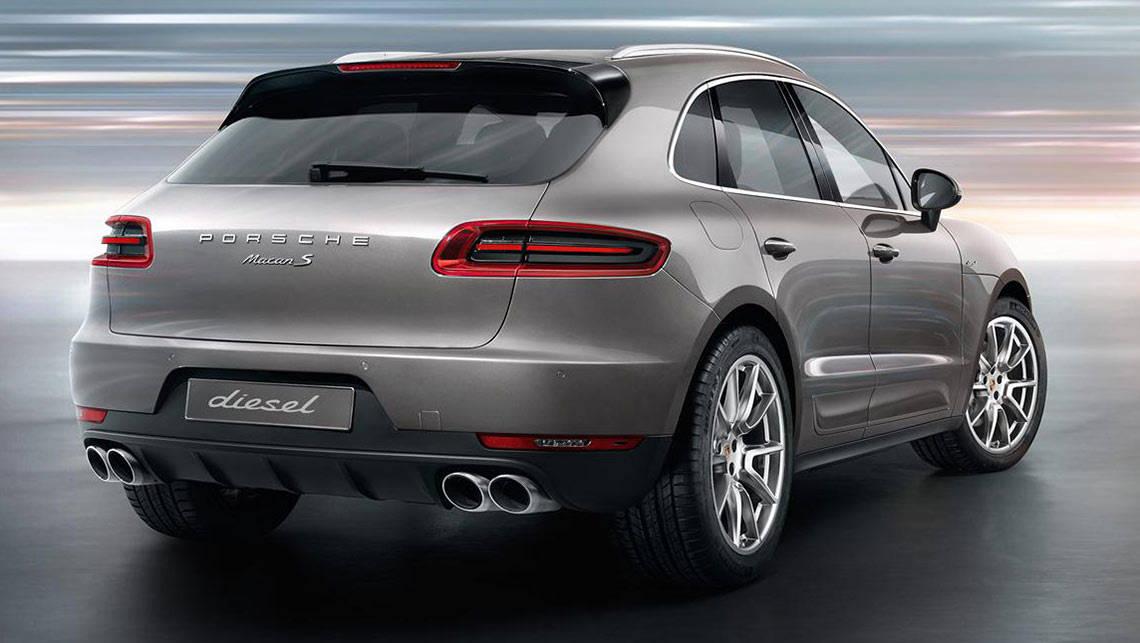 Beautiful 2015 Porsche Macan S Specs