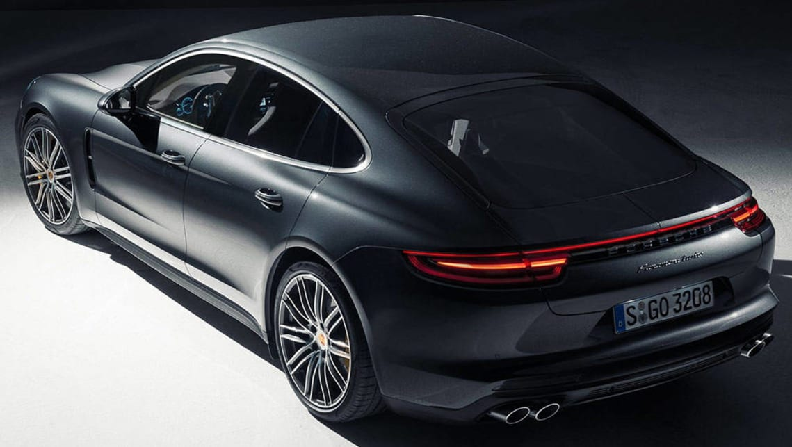 porsche panamera 2017 new car sales price car news carsguide. Black Bedroom Furniture Sets. Home Design Ideas