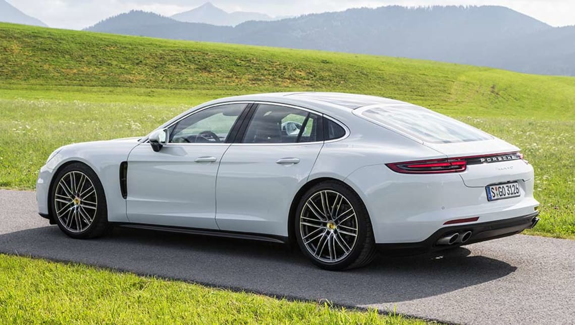 porsche panamera 2017 review carsguide. Black Bedroom Furniture Sets. Home Design Ideas
