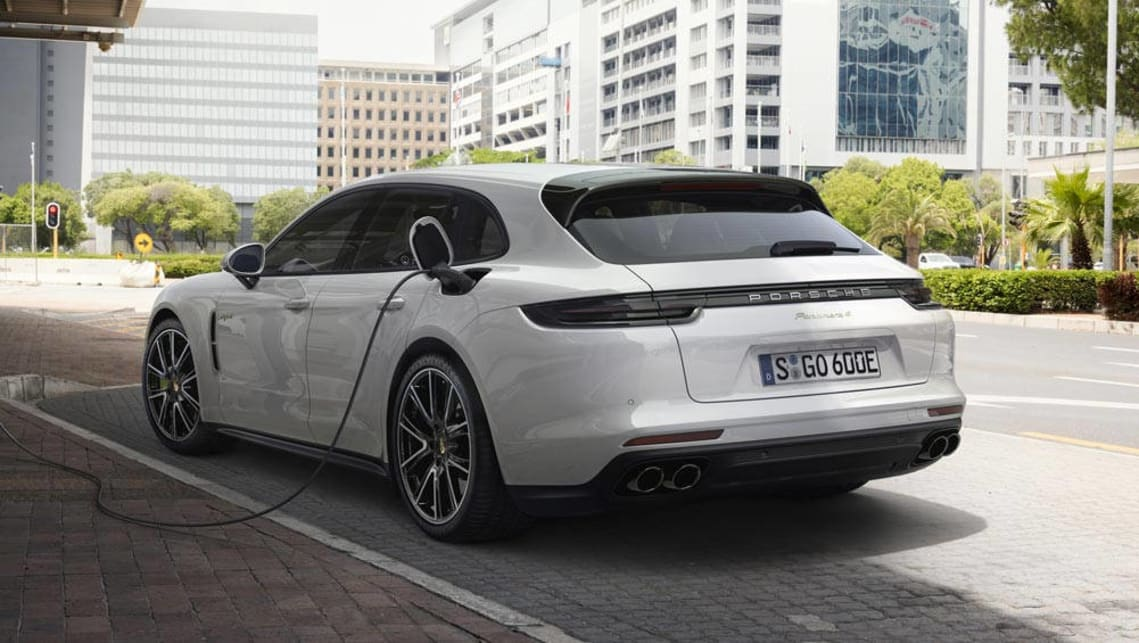 2017 porsche panamera sport turismo new car sales price car news carsguide. Black Bedroom Furniture Sets. Home Design Ideas