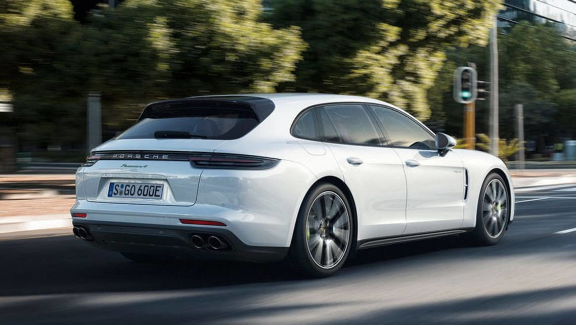 2017 Porsche Panamera Sport Turismo  new car sales price  Car