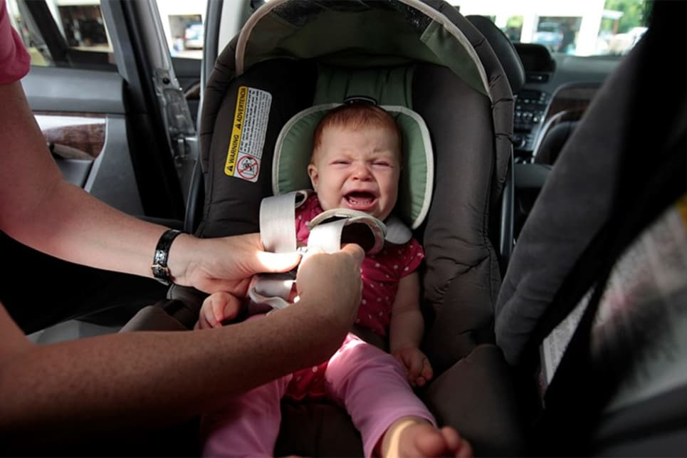 Car Seats Contain More Bacteria Than Toilet