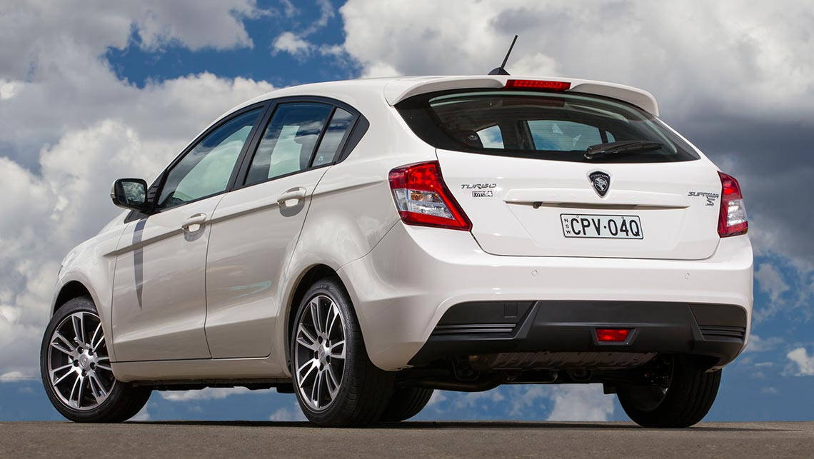 Subaru Premium 2014 >> Proton Suprima S 2014 Review | CarsGuide
