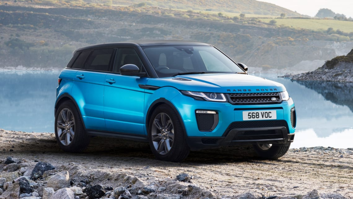 Range Rover Evoque Landmark 2017 New Car Sales Price