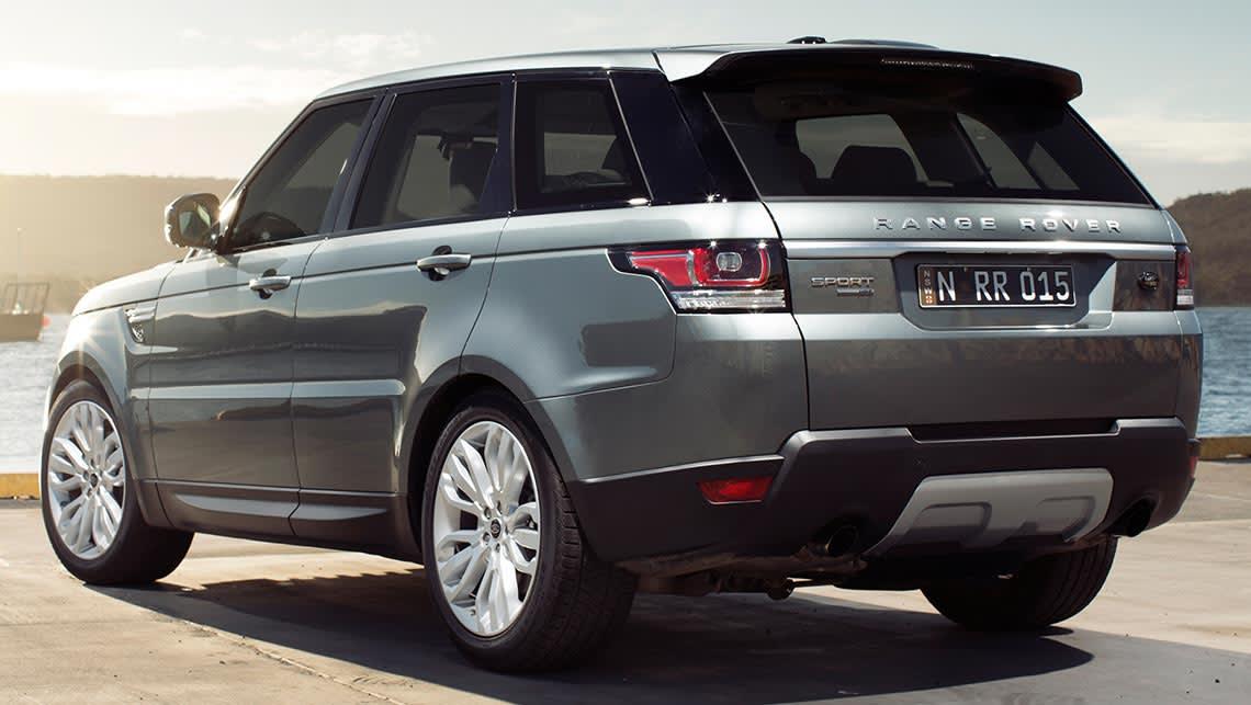 land rover range rover sport tdv6 se 2015 review carsguide. Black Bedroom Furniture Sets. Home Design Ideas