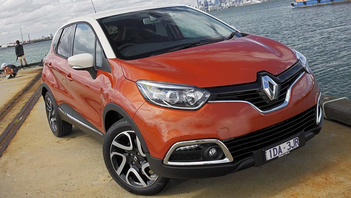 Renault Captur Tce120 2015 Review Carsguide