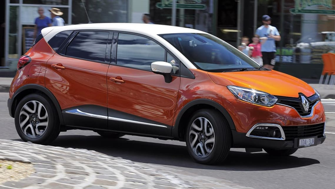 Renault Captur Dynamique 2015 Review Carsguide