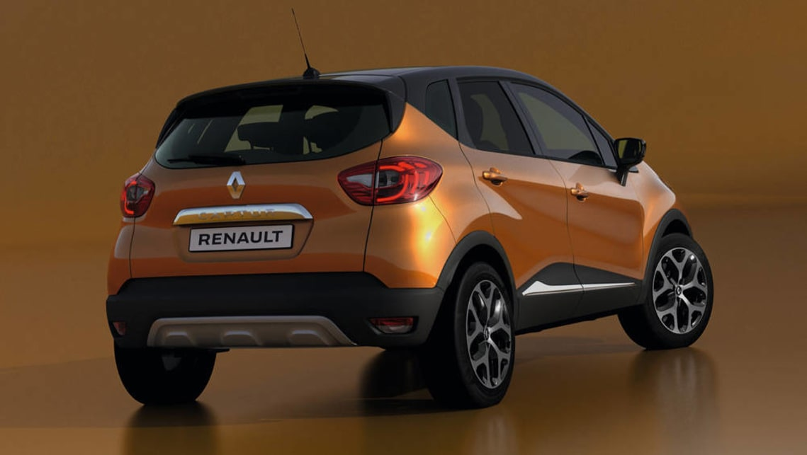 2017 renault captur previewed car news carsguide. Black Bedroom Furniture Sets. Home Design Ideas