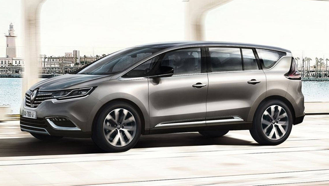 2015 renault espace revealed car news carsguide. Black Bedroom Furniture Sets. Home Design Ideas