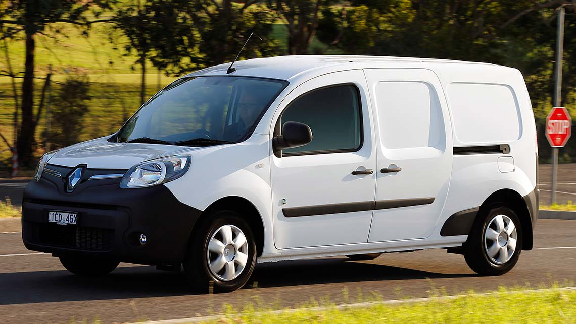 renault kangoo ze and twizy 2014 review carsguide. Black Bedroom Furniture Sets. Home Design Ideas