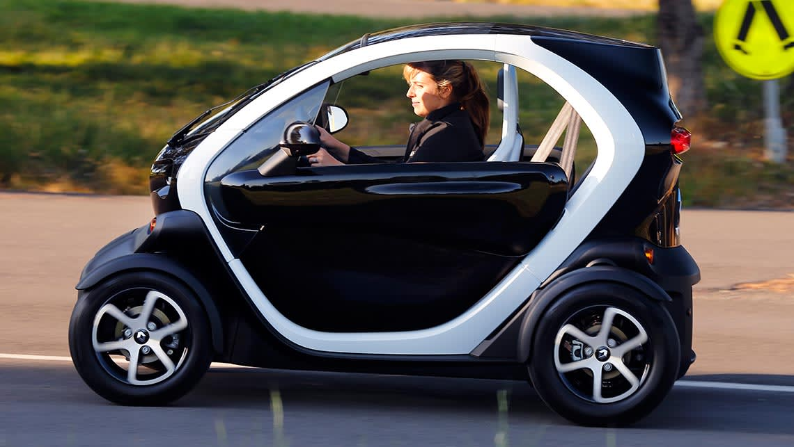 renault twizy 2014 review carsguide. Black Bedroom Furniture Sets. Home Design Ideas