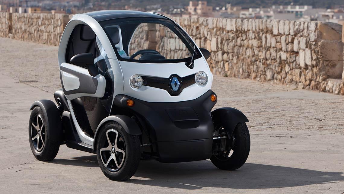 Toyota Of Stuart >> Renault Twizy for Australia? - Car News | CarsGuide