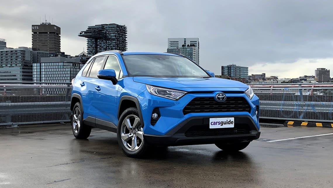 Toyota Rav4 2019 2020 Review Gxl Hybrid 2wd