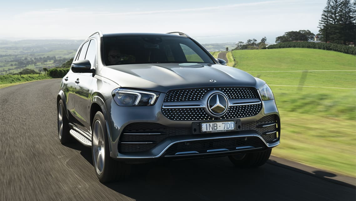 Mercedes-Benz GLE 400d 2020 review: snapshot | CarsGuide