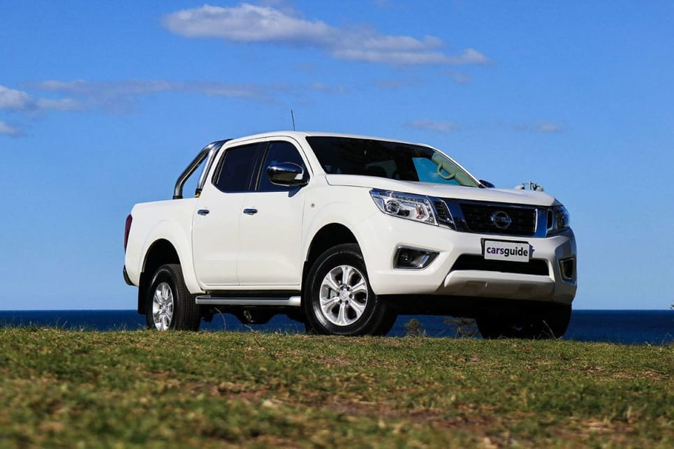 nissan navara 4wd 2018 off road review st carsguide. Black Bedroom Furniture Sets. Home Design Ideas