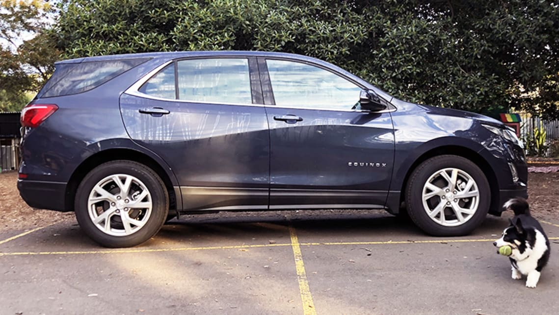 Chevy Equinox Lt >> Holden Equinox 2019 review: LT long term | CarsGuide