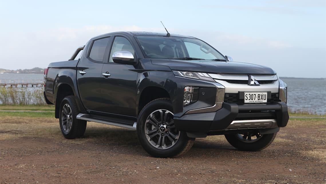 Mitsubishi Triton 2019 off-road review: GLS Premium ...