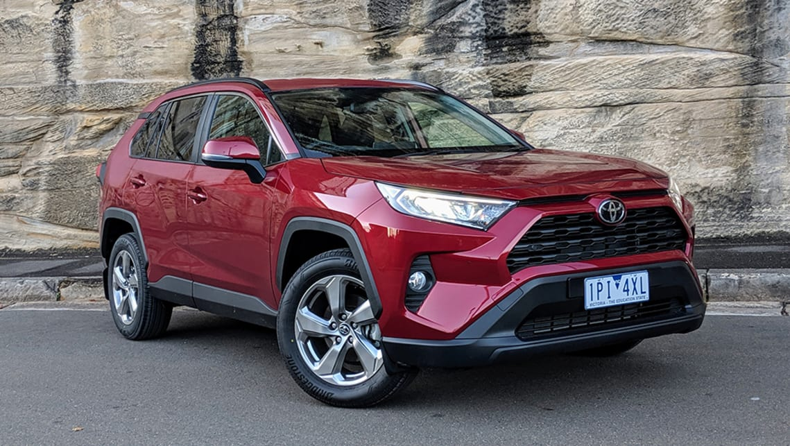 Toyota RAV4 2019 review: GXL 2WD | CarsGuide