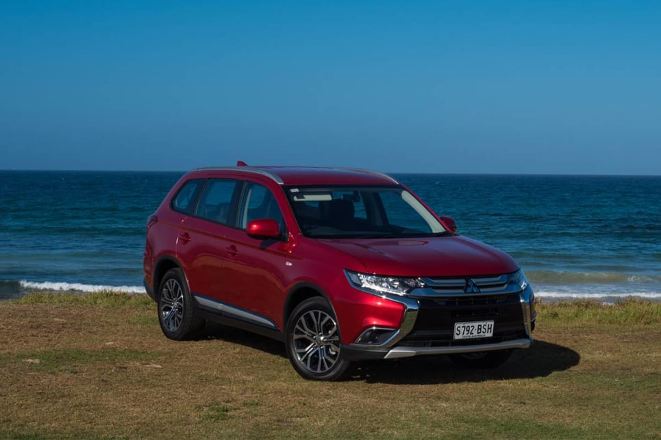 Perfect Like The ASX Below It And The Pajero Above It, The Outlander Is Neither Good
