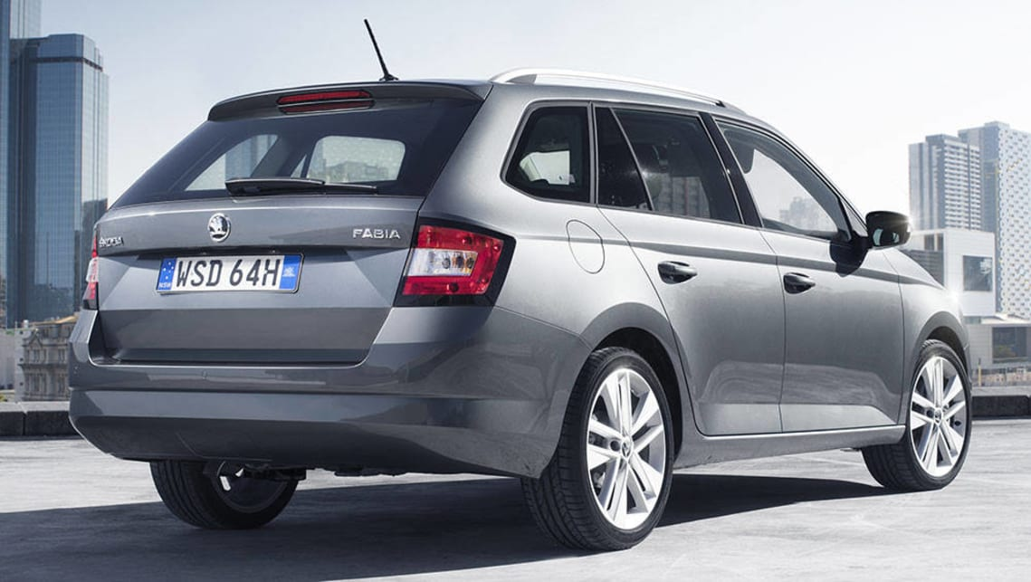 skoda fabia 66tsi wagon 2016 review carsguide. Black Bedroom Furniture Sets. Home Design Ideas