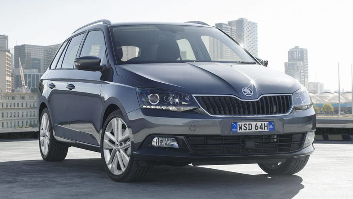 2016 skoda fabia 66tsi wagon review road test carsguide. Black Bedroom Furniture Sets. Home Design Ideas