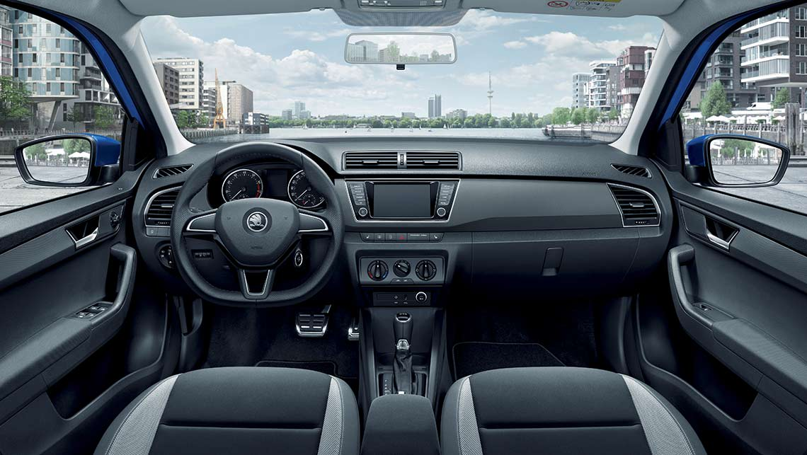 2015 skoda fabia wagon review quick first drive carsguide. Black Bedroom Furniture Sets. Home Design Ideas