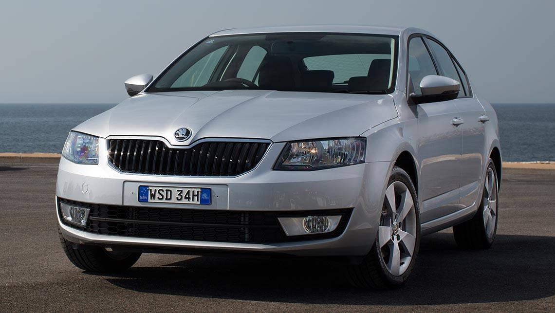 Skoda Octavia Ambition Plus Sedan 2015 Review Carsguide