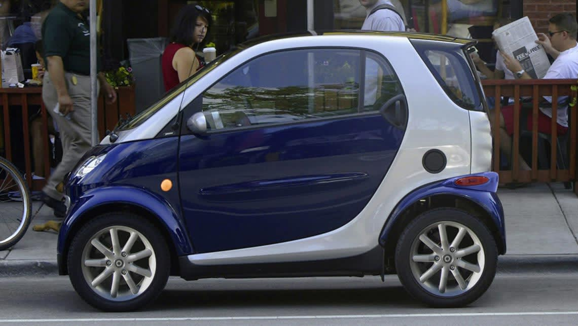 Smart Car Brand Axed In Australia Car News Carsguide