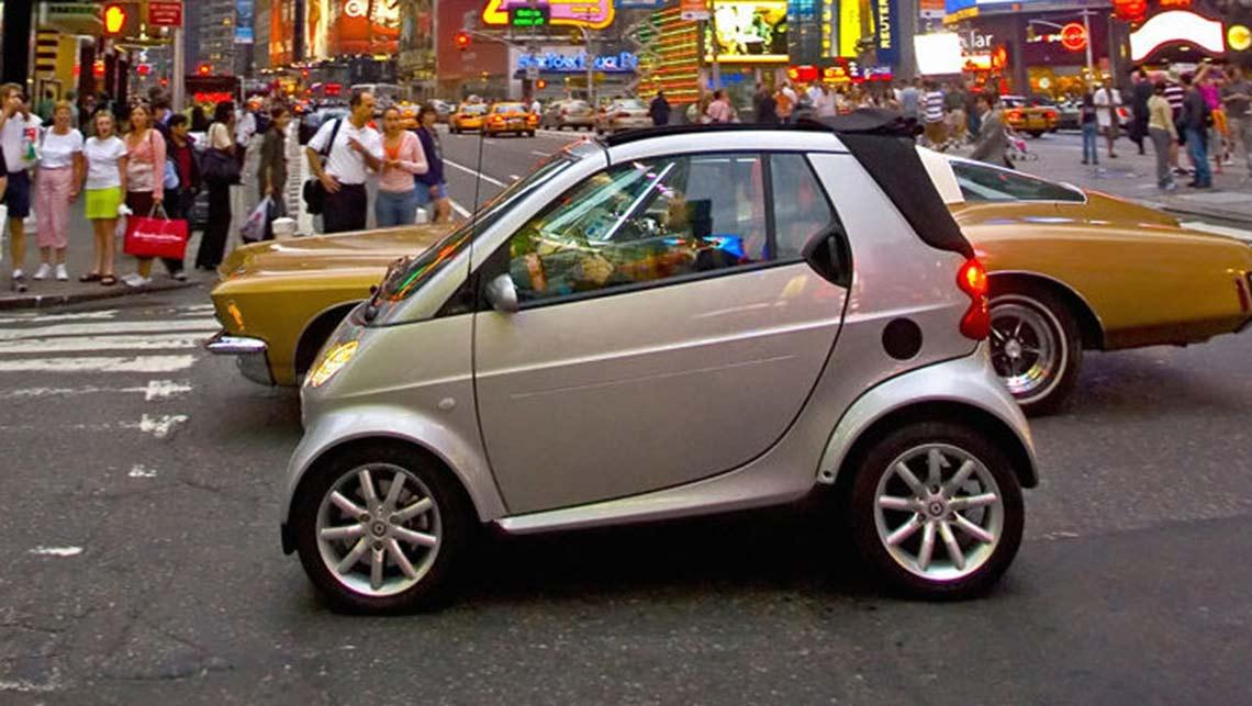 Smart car brand axed in Australia - Car News   CarsGuide