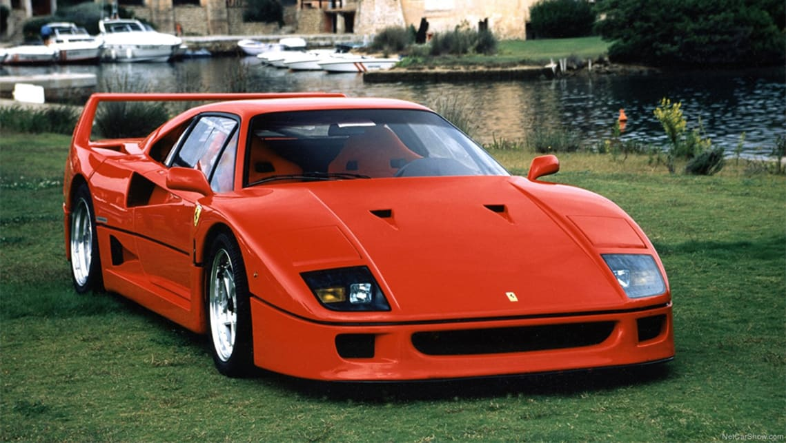 Ferrari F40 Price Carsguide