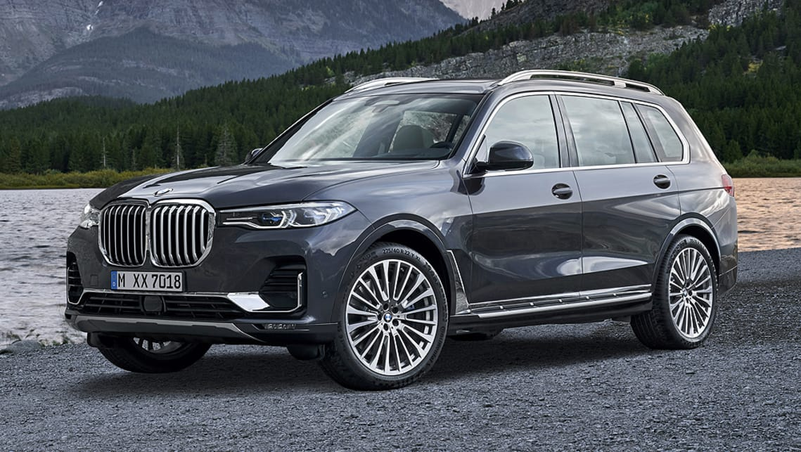 Bmw X7 2019 Officially Revealed Car News Carsguide