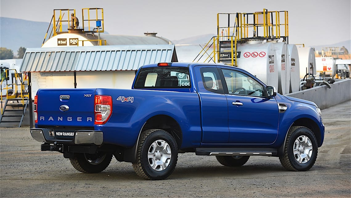 difference between crew cab and supercab ford