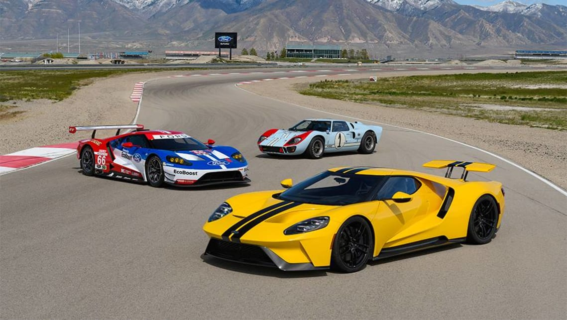 Ford Gt 2017 Price >> Ford Gt Price Carsguide