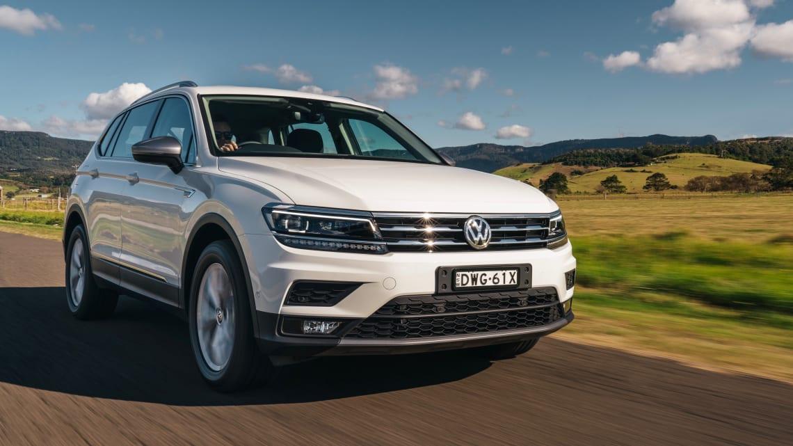 Volkswagen Tiguan Price Leader To Return Later In 2019 Car News