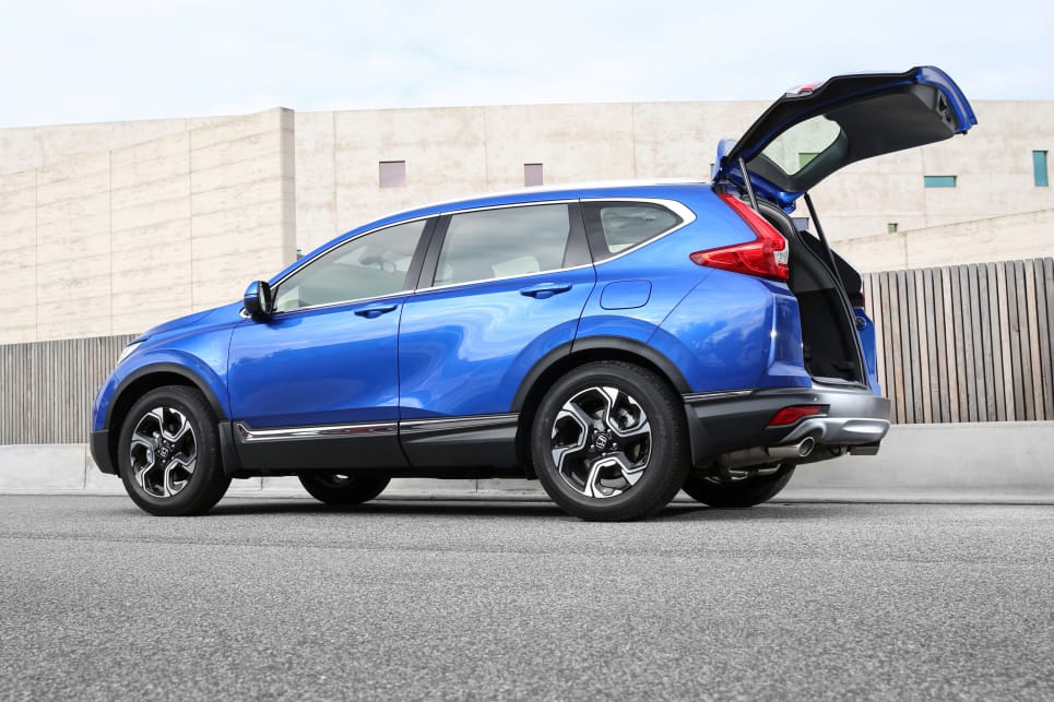 Top 3 Mid-size Family SUVs For Boot Space