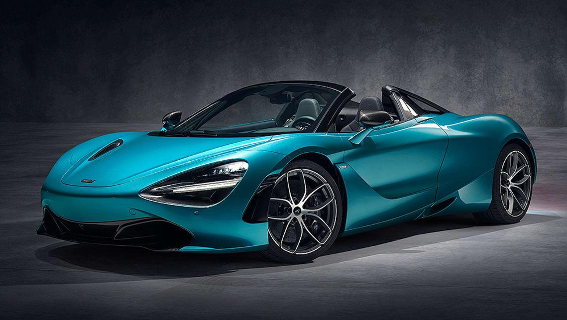 McLaren 720S Spider 2019 Revealed - Car News