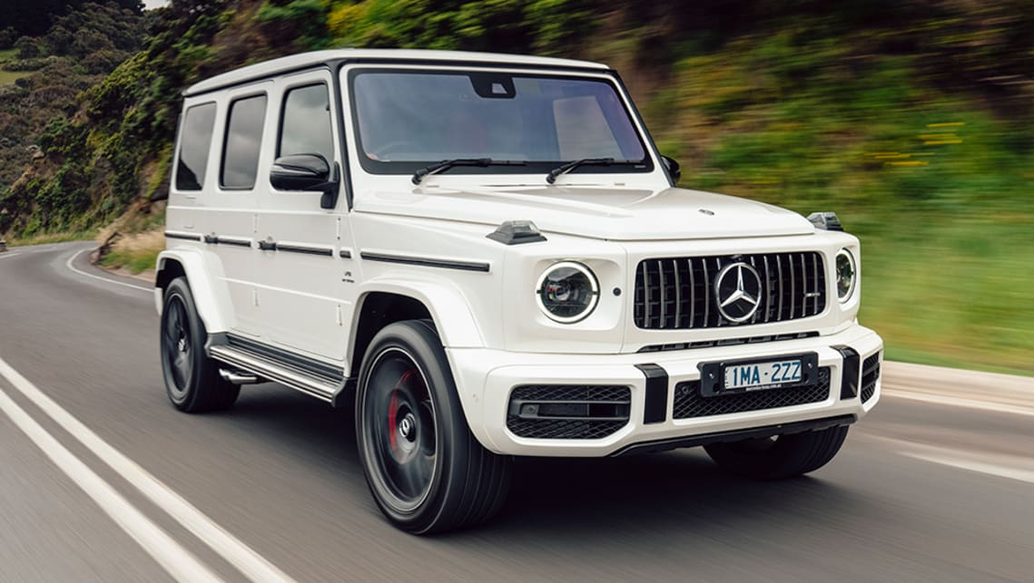 While the exterior design hasn't changed much over the years, the new G63 features a number of improvements under the skin.