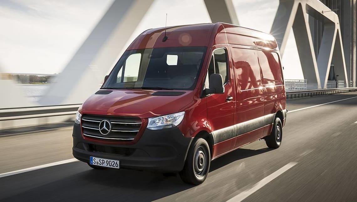 Mercedes Roadside Assistance >> Mercedes-Benz Sprinter 2018 pricing and spec confirmed ...